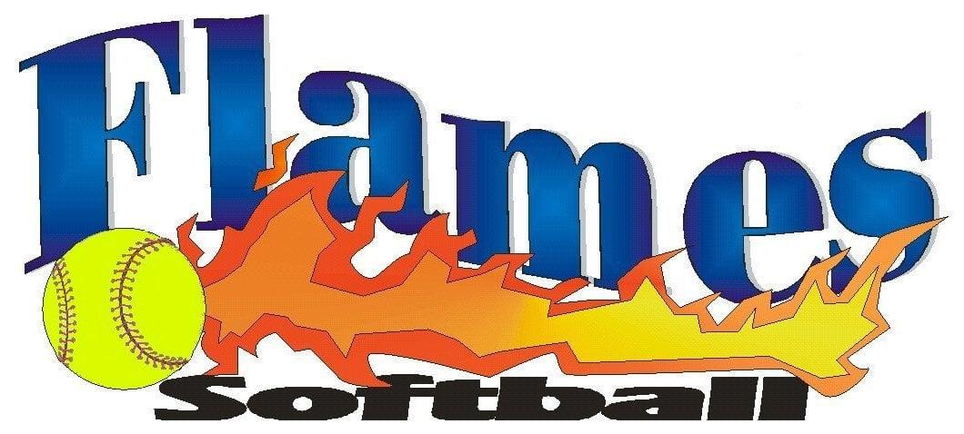 Flames of Nebraska Softball